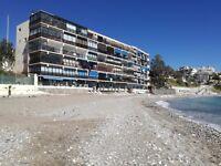 Apartment in Benalmádena Costa Spain.Malibu Beach.abeautiful Sunny.paradise for your holidays.