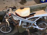 Mini moto / mini chopper
