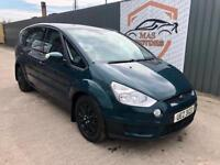FORD S-MAX 1.8 TDCI 7 SEATER DIESEL