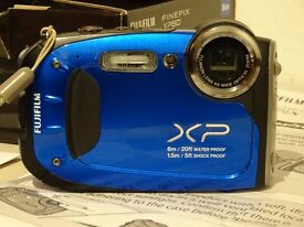 Fuji Finepix Digital Camera XP60 Spares or Repair