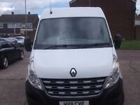 renault master 2011 mot march 2018