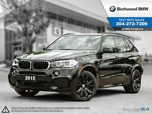2015 BMW X5 Xdrive35d M-Sport! Connecteddrive! Premium!