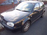 VW GOLF GT TDI PD 150BHP