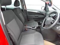 Vauxhall Zafira DESIGN CDTI (red) 2014-03-17