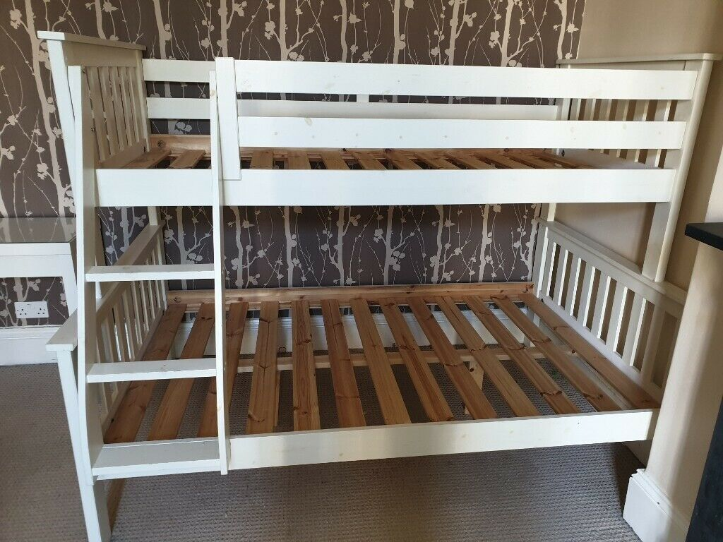 Bunk Bed Single Top Small Double Bottom In Weston Super Mare Somerset Gumtree