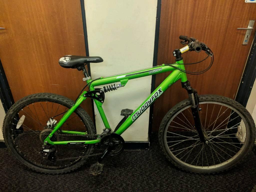 Muddyfox Country Bike
