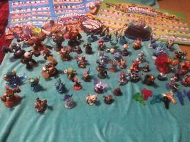 Skylanders bundle. Games , figures and accessories