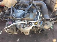 PEUGEOT 206 CITROEN C2 SAXO ENGINE 1.4 PETROL 71,416 MILES COMPLETE DELIVERY WARRANTY