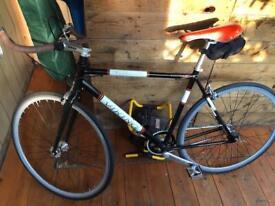Viking single speed road bike