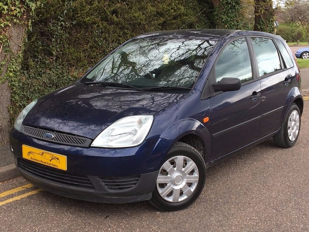2004 ford fiesta finesse 5 doors 1 2 engine great car with brand new