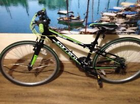 carrera nell abyss small mountain bike great xmas gift
