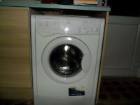 GONE SUBJECT TO COLLECTION 26th Sept washing machine in working order - free