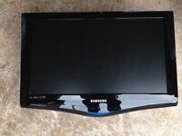 "Samsung 21"" Flatscreen TV"