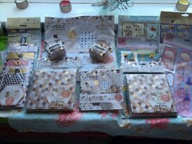 CARD CRAFT CLEAR OUT BUNDLE, ALL BRAND NEW!!, BARGIN!!!