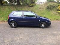 Volkswagen polo 1.2 mot 1 year only 72000 miles