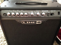 Line 6 Spider iii 30 watt amplifier