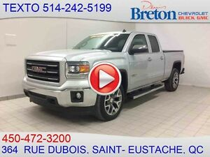 2014 GMC SIERRA 1500 4WD DOUBLE CAB ALL TERRAIN MAGS 20'' 4X4 V8