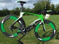 Time Trial Triathlon Bike