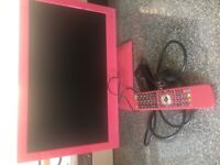 LOGIK 22 INCH FHD LED TV WITH COMBO DVD PLAYER