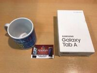 "SAMSUNG GALAXY TAB A6 BRAND NEW BOXED WIFI 7"" COMES WITH SAMSUNG WARRANTY"