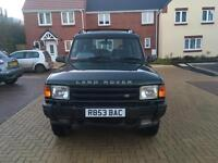 Land Rover discovery - LPG