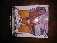 4k Ultra HD 30th Anniversary Edition Labyrinth