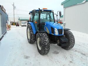 2011 New Holland T5050 Tracteur