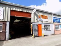 Profitable Tyre & Exhaust / Motor Trade Workshop Leasehold Business For Sale £35,000 + SAV