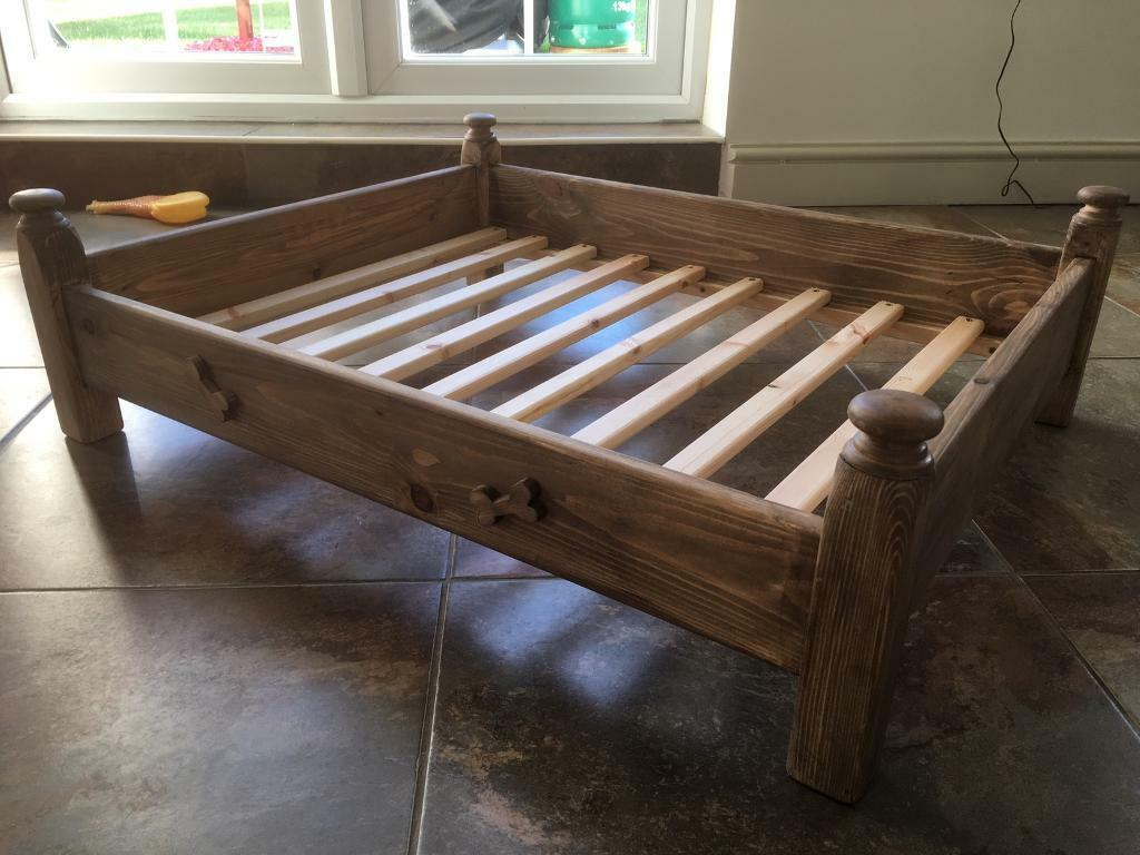 Picture of: Handmade Dog Bed Four Poster In Attleborough Norfolk Gumtree