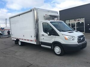 2016 Ford Transit T350HD 16' SHOP on Wheels  Heated and Cooled