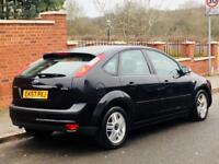 FORD FOCUS 1.6 AUTO GHIA 2007 57reg LOW MILEAGE MOT PRICED TO SELL DRIVE AWAY NO TIMEWASTERS