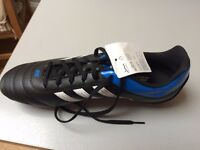 BRAND NEW tagged Adidas R15 TRX SG rugby boots size UK 10.5 - BARGAIN