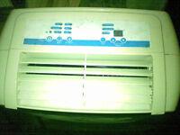 Challenge Portable 12000 BTU air conditioner / dehumidifier 414/0038