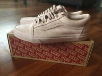 Vans Old Skool - Sepia Rose (Leather) - Men's UK Size 9