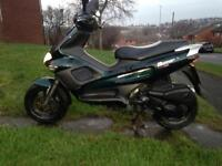 Gilera runner vxr 200 mint condition