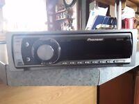 Pioneer Radio,CD, WMA, MP3