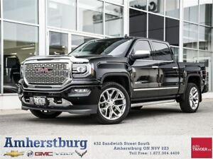 2016 GMC Sierra Denali - HEATED & VENTILATED LEATHER SEATS!