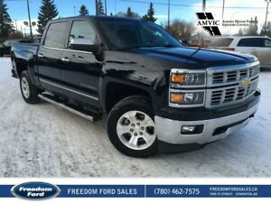 2015 Chevrolet Silverado 1500 Leather, Navigation, Sunroof