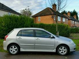 Toyota corolla 55 1.6 Automatic 53k miles HPI Clear