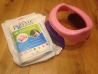 Potette Plus Potty & Liners
