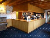 30 hrs per week Waiting and Bar Work Vacancy - Cameley Lodge
