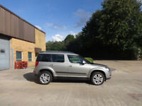 Skoda Yeti Outdoor Elegance TDi Cr Dsg 5dr Semi-Automatic Diesel 0% FINANCE AVAILABLE
