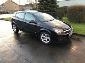 Vauxhall Astra SXI Twinport, 1.6, 5 dr, petrol, black, 2006