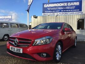 2013 13 MERCEDES A180 CDI SE BLUE EFFICIENCY AUTOMATIC - 12 MONTHS MOT - SERVICED - AUTO - STUNNING