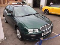 Rover 25 1.6 AUTOMATIC only 56,000 miles