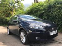 FIAT GRANDE PUNTO 1.4 **2009** 12 MONTHS MOT** LOW MILEAGE** 1 OWNER FROM NEW**