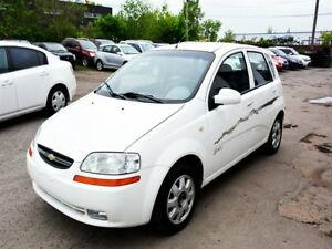 2005 Chevrolet AVEO 5 LT