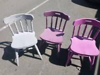 5 x Carver Chairs