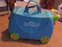 Trunki ride on kids suitcase...