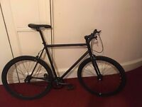 Road Bike (Single speed/ fixed gear) Excellent Condition